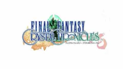 Final Fantasy Crystal Chronicles - OST - Starry Moonlit Night Japanese Version