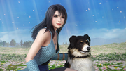 DFFNT Rinoa Heartilly Presentation Screenshot