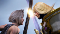 DFFNT Vaan Clashes WIth Kam'lanaut