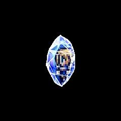 Agrias's Memory Crystal.