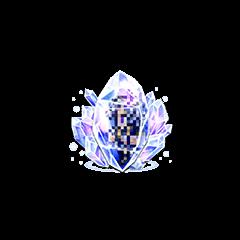 Memory Crystal III do Kuja.