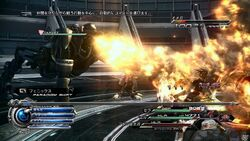 FFXIII-2 Omega Battle 2