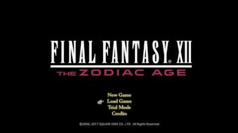 FFXII The Zodiac Age - 100% Great Trango with RNG Manipulation