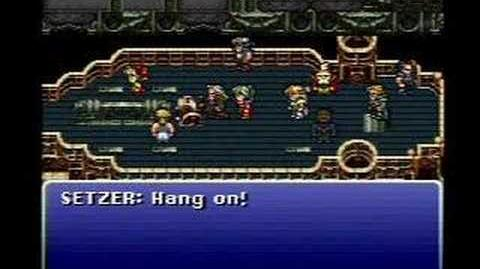 "Final Fantasy III -- The ""End"" of the World"