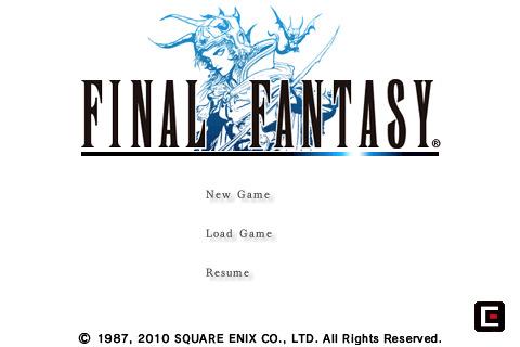 File:Final Fantasy for iPhone starting screen.jpg
