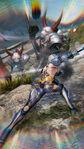 Mevius-Final-Fantasy-Battle-Art