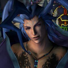 In-game Seymour.