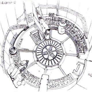 Floor 15 concept art.