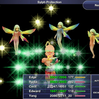 The Band Sylph Protection (iOS).