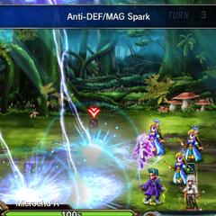 Anti-DEF/MAG Spark.