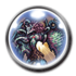 FFRK Dark Valefor Icon