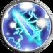 FFRK Sword Art Thunder Slash Icon