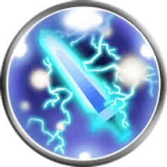 Sword Art: Thunder Slash icon in <i><a href=