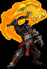 FFRK Veritas of the Flames FFBE