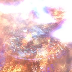 Bahamut Prime's Teraflare in <i><a href=