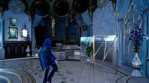 Final Fantasy XV - Exploring Tenebrae & Luna's Room (Patch 1