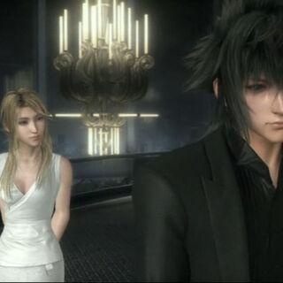 Трейлер <i>Final Fantasy Versus XIII</i> 2009 года.