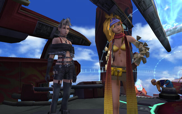 File:Rikku and paine.jpg