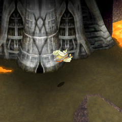 The Tower of Babil in the Underworld (DS).