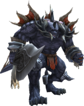 XII behemoth render