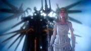 Bahamut and Aera in FFXV Episode Ardyn