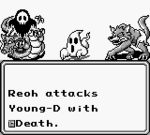 FFLII Death Spell