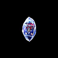 Reno's Memory Crystal.