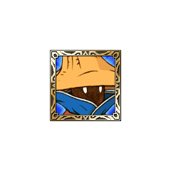 Hume Black Mage icon in <i>Final Fantasy Tactics S</i>.