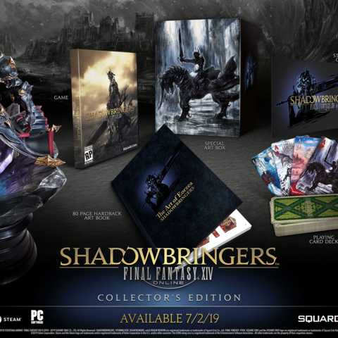 North American Collector's Edition.