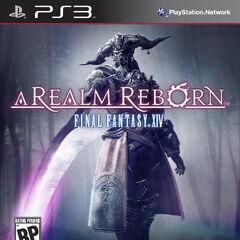 Обложка стандартного североамериканского издания для PS3.