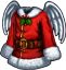 FFBE Winged Santa's Clothes