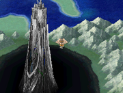 FFIVDS Tower of Babil Overworld