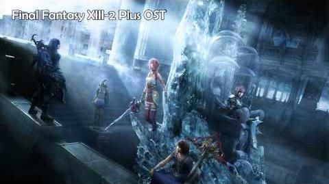 FINAL FANTASY XIII-2 Original Soundtrack PLUS - Local Cosmos soft 4Beat