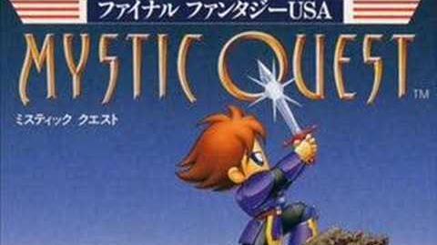 Final Fantasy Mystic Quest Battle