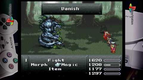 Final Fantasy VI Intangir Vanish Doom Kill
