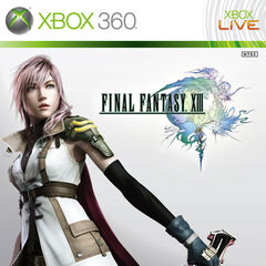 <i>Final Fantasy XIII</i><br />Xbox 360<br />North America; March 9, 2010