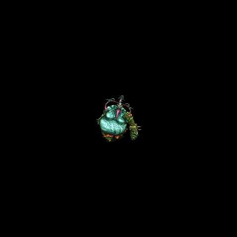 <i>Final Fantasy XII</i> sprite.