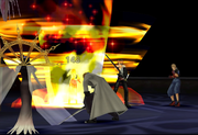 Edea uses Fira from FFVIII Remastered