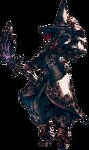Elezen Black Mage XIV