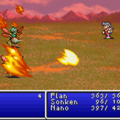 Fire1 cast on all enemies in <i><a href=