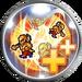 FFRK Master's Fierce Fists Icon
