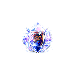 Red XIII's Memory Crystal III.
