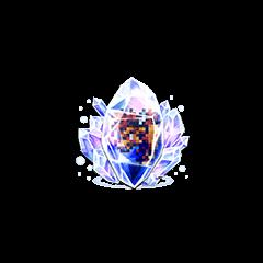 Red XIII's Memory Crystal III.