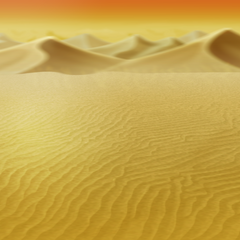 Battle background for a desert in the [[World of Ruin (Final Fantasy VI)|]] in <i><a href=