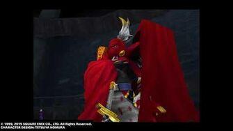 "Gilgamesh ""Zantetsuken"" from FINAL FANTASY VIII Remastered"