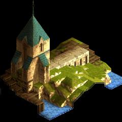 Orbonne Monastery.