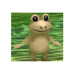 Toad render for Paladin Cecil in <i>Final Fantasy IV</i> (iOS).