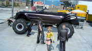 Regalia Type-D obtained in FFXV