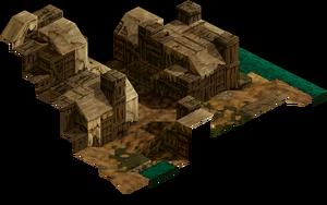 Slums in Dorter 3