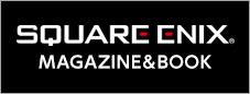 Square Enix Magazine & Book